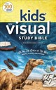 Niv Kids' Visual Study Bible, Imitation Leather, Teal, Full Color Interior - Zondervan - ISBN: 9780310758600