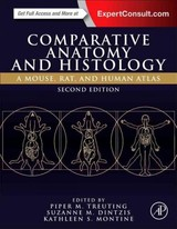 Comparative Anatomy And Histology - ISBN: 9780128029008