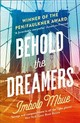 Behold The Dreamers : An Oprah's Book Club Pick - Mbue, Imbolo - ISBN: 9780008237998