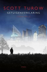 Getuigenverklaring - Scott Turow - ISBN: 9789044633368