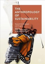 Anthropology Of Sustainability - Brightman, Marc (EDT)/ Lewis, Jerome (EDT) - ISBN: 9781137566355
