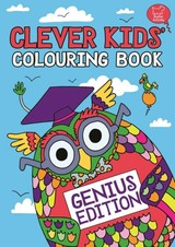 Clever Kids' Colouring Book - Dickason, Chris - ISBN: 9781780553184