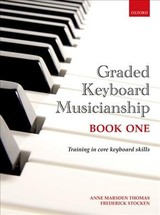 Graded Keyboard Musicianship Book 1 - Stocken, Frederick; Marsden Thomas, Anne - ISBN: 9780193411937
