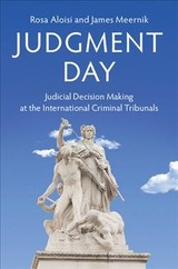Judgment Day - Meernik, James (university Of North Texas); Aloisi, Rosa (trinity University, Texas) - ISBN: 9781316625736