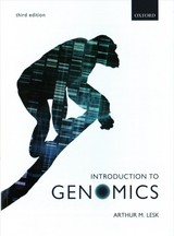 Introduction To Genomics - Lesk, Arthur M. (professor Of Biochemistry And Molecular Biology, The Pennsylvania State University) - ISBN: 9780198754831