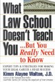 What Law School Doesn't Teach You...but You Really Need To Know! - Walton, Kimm Alayne - ISBN: 9780159004531