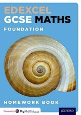 Edexcel Gcse Maths Foundation Homework Book - Plass, Clare - ISBN: 9780198351535