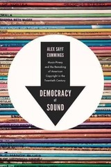 Democracy Of Sound - Cummings, Alex Sayf (assistant Professor Of History, Georgia State University) - ISBN: 9780190675110