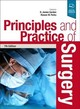 Principles and Practice of Surgery - ISBN: 9780702068591