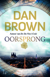 Oorsprong - Dan Brown - ISBN: 9789024576791