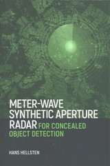 Meter-wave Synthetic Aperture Radar For Concealed Object Detection - Hellsten, Hans - ISBN: 9781630810252