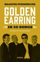 Golden Earring in 50 songs - Maarten Steenmeijer - ISBN: 9789046822524