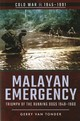 Malayan Emergency - Van Tonder, Gerry - ISBN: 9781526707864