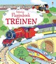 Flapjesboek treinen - Alex Frith - ISBN: 9781409596677