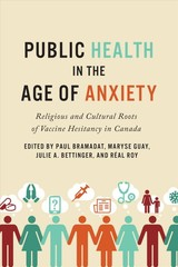 Public Health In The Age Of Anxiety - Centre For Studies In Religion & Society - ISBN: 9781487500207