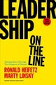 Leadership On The Line, With A New Preface - Heifetz, Ronald A.; Linsky, Marty - ISBN: 9781633692831