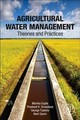 Agricultural Water Management - ISBN: 9780128123621