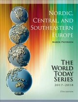 Nordic, Central, And Southeastern Europe 2017-2018 - Payerhin, Marek - ISBN: 9781475835120