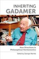 Inheriting Gadamer - Warnke, Georgia - ISBN: 9781474425780
