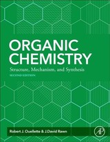 Organic Chemistry - Ouellette, Robert J. (emeritus Professor, The Ohio State University, Columbus, Oh, Usa); Rawn, J. David (towson University, Baltimore, Md, Usa) - ISBN: 9780128128381