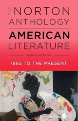 Norton Anthology Of American Literature - Levine, Robert S. (EDT) - ISBN: 9780393264531