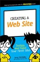 Creating A Web Site - Rickaby, Greg - ISBN: 9781119376514