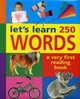 Let's Learn 250 Words - Armadillo - ISBN: 9781861477064
