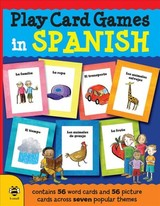 Play Card Games In Spanish - Bougard, Marie-therese - ISBN: 9781909767911