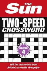 Sun Two-speed Crossword Collection 4 - The Sun - ISBN: 9780008214272