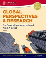 Global Perspectives And Research For Cambridge International As & A Level - Lally, Jo - ISBN: 9780198376743