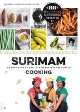 SuriMAM cooking - Martha Waal; Aretha Waal; Moreen Waal - ISBN: 9789024577675