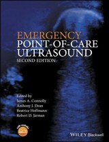 Emergency Point-of-care Ultrasound - Connolly, James A./ Dean, Anthony J./ Hoffmann, Beatrice/ Jarman, Robert D. - ISBN: 9780470657577