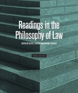 Readings In The Philosophy Of Law - Culver, Keith C. (EDT)/ Giudice, Michael (EDT) - ISBN: 9781554812523