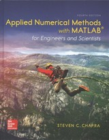 Applied Numerical Methods With Matlab For Engineers And Scientists - Chapra, Steven - ISBN: 9780073397962
