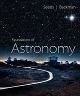 Foundations Of Astronomy - Backman, Dana (joseph A. Grundy Observatory); Seeds, Michael (stratospheric Observatory For Infrared Astronomy (sofia) / Seti Institute & Nasa Ames Research Center); Backman, Dana (franklin And Marshall College) - ISBN: 9781337399920