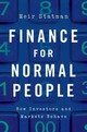Finance For Normal People - Statman, Meir (glenn Klimek Professor Of Finance, Leavey School Of Business... - ISBN: 9780190626471
