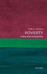 Poverty: A Very Short Introduction - Jefferson, Philip N. (centennial Professor Of Economics, Swarthmore College) - ISBN: 9780198716471