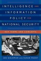 Intelligence And Information Policy For National Security - Maret, Susan; Goldman, Jan, Ph.d. - ISBN: 9781442260160