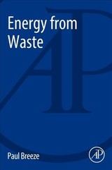 Energy From Waste - Breeze, Paul (freelance Science And Technology Writer/consultant, Uk) - ISBN: 9780081010426