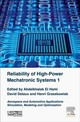 Reliability of High-Power Mechatronic Systems 1 - ISBN: 9781785482601