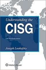Understanding The CISG - Lookofsky, Joseph - ISBN: 9789041160485