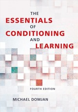 The Essentials Of Conditioning And Learning - Domjan, Michael - ISBN: 9781433827785