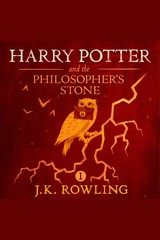 Harry Potter and the Philosopher's Stone - J.K. Rowling - ISBN: 9781781102367