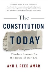 Constitution Today - Amar, Akhil Reed - ISBN: 9781541617285