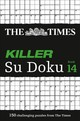 Times Killer Su Doku Book 14 - The Times Mind Games - ISBN: 9780008241223