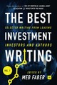 Best Investment Writing - Faber, Meb (EDT) - ISBN: 9780857196194