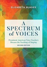 Spectrum Of Voices - Blades, Elizabeth L. - ISBN: 9781538107003