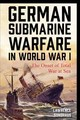 German Submarine Warfare In World War I - Sondhaus, Lawrence - ISBN: 9781442269545