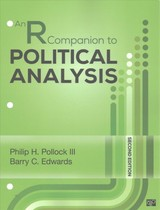 R Companion To Political Analysis - Pollock, Philip H.; Edwards, Barry Clayton - ISBN: 9781506368849
