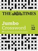 Times 2 Jumbo Crossword Book 12 - The Times Mind Games; Grimshaw, John; Times2 - ISBN: 9780008214265